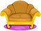 Stock Image : Sofa