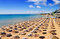 Stock Image : South Beach of Nessebar in summer