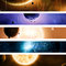 Stock Image : Space and Universe Banners