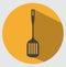 Stock Image : Spatula icon