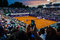 Stock Image : Spectators at BRD Bucharest Open