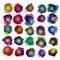 Stock Image : Speech bubbles. Original illustration. EPS 10