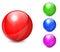 Stock Image : Spheres