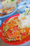 Stock Image : Spicy Papaya Salad , Thai style food