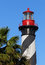 Stock Image :  St Augustine, de Vuurtoren van Florida