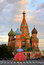 Stock Image : St. Basil's Cathedral