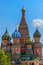 Stock Image : St. Basils Cathedral, Red Square, Moscow, Russia