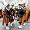 Stock Image : St. Patrick de Parade van de Dag