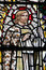 Stock Image : Stain glass window