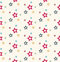 Stock Image : Stars seamless pattern