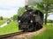 Stock Image : Steam engine train