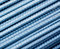 Stock Image : Steel rebar