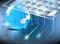 Stock Image : Stock exchange analysis