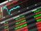 Stock Image : Stock market ticker