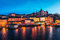 Stock Image : Stockholm old town