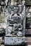 Stock Image : Stone craft in Candi Kidal Temple  near by Malang,  Java, Indon