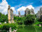 Stock Image : The stone forest scenic spot in kunming of China