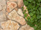 Stock Image : Stone wall