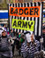 Stock Image : Stop the Badger Cull Protest March