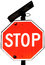 Stock Image : Stop Sign