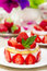 Stock Image : Strawberry Cake