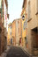 Stock Image : Street in the Provence