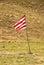 Stock Image : Striped flag