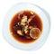 Stock Image : Suimono soup top view