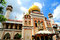 Stock Image : Sultan Mosque, Singapore.