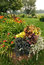Stock Image : Summer garden