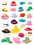 Stock Image : Summer hats
