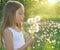 Stock Image : Summer joy