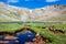Stock Image : Summit Lake Mt. Evans