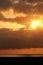 Stock Image : Sunrise on qinghai lake,tibet,china