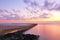 Stock Image : Sunset