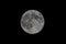 Stock Image :  Super księżyc w pełni