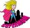 Stock Image : Supermom