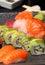 Stock Image : Sushi