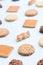 Stock Image : Sweet cookies