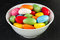 Stock Image : Sweets in bowl