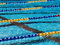 Stock Image : Swimming pool lanes