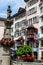 Stock Image : Switzerland, zurich, muenzplatz