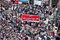 Stock Image : Tahrir Square during the Arab revolution