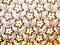 Stock Image : Tapetowy kolor żółty