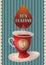 Stock Image : Tea time
