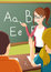 Stock Image : Teaching Class