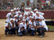 Stock Image : Team Picture of Central Oklahoma, the NCAA Division 2 Softball Champion 2013