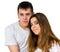 Stock Image : Teen couple