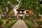 Stock Image : Temple of Literature in Hanoi