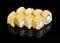 Stock Image : Tempura sushi